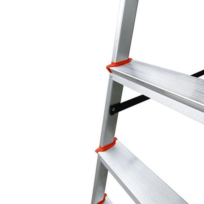 74dee406fa Escada Alumínio Suprema - 4 Degraus - Botafogo-1 ...