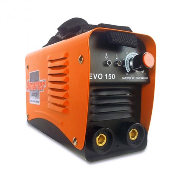 Inversora de solda portátil Smarter EVO 125A - EVO 150
