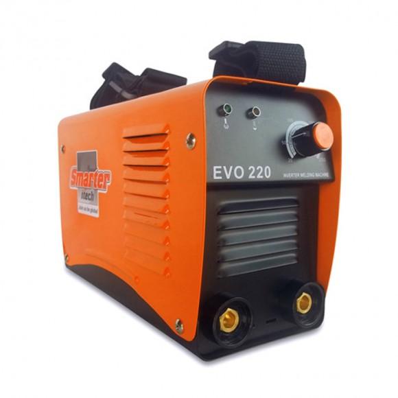 Inversora de solda portátil Smarter EVO 190A - EVO 220
