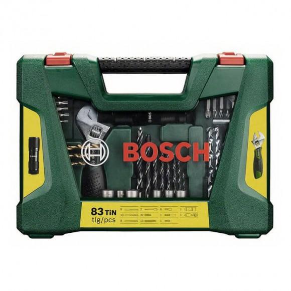 Jogo de Ferramentas Titânio V-Line Bosch-0
