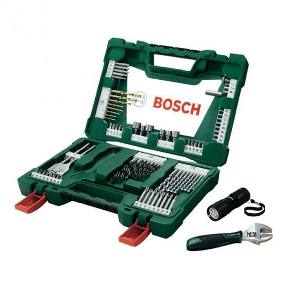 Jogo de Ferramentas Titânio V-Line Bosch-1
