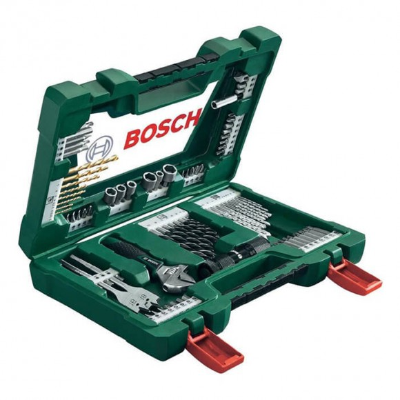 Jogo de Ferramentas Titânio V-Line Bosch-2