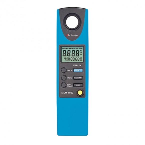 Luxímetro Minipa - MLM-1020