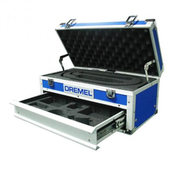 Maleta de Metal com Gaveta DREMEL-1