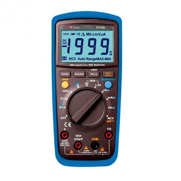 Multímetro digital Minipa - ET1639