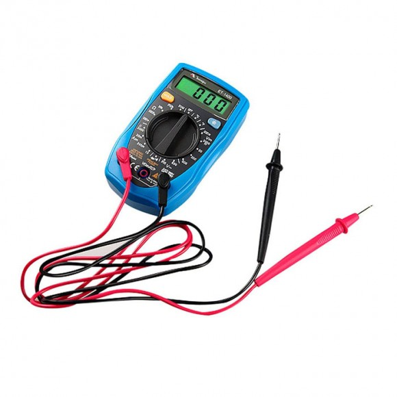 Multímetro digital portátil Minipa-1