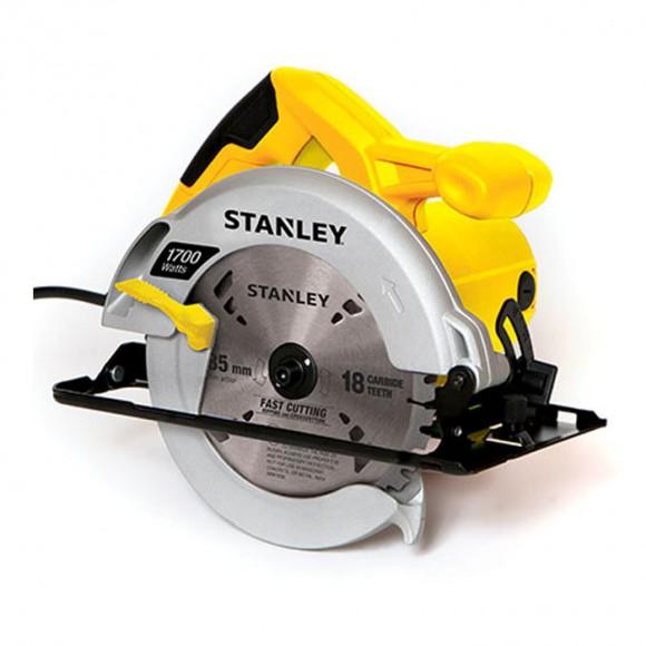 Serra Circular Stanley 7 14 (185mm) 1700W - STSC1718