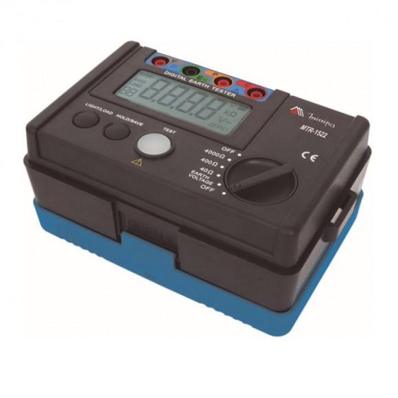Terrômetro digital Minipa - MTR-1522