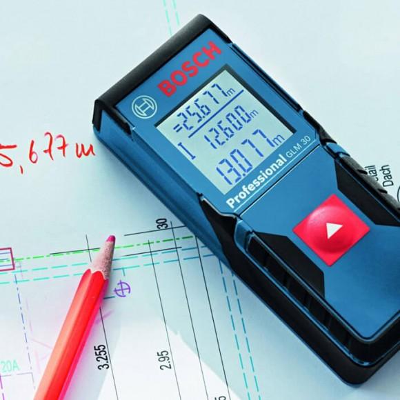 Trena a Laser Bosch GLM-1